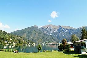 Al lago 273222,Casa grande en Molina Di Ledro, Etruscan Coast, Italia para 4 personas...