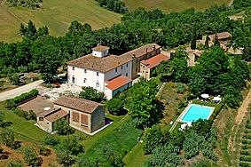 Agriturismo la moraia 274664,Apartamento grande  con piscina privada en Poggibonsi, en Toscana, Italia para 4 personas...