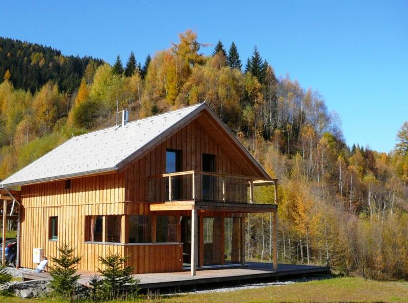 Almdorf am kreischberg 274738,Casa de vacaciones grande en Stadl an der Mur, Steiermark, Austria  con piscina privada para 9 personas...