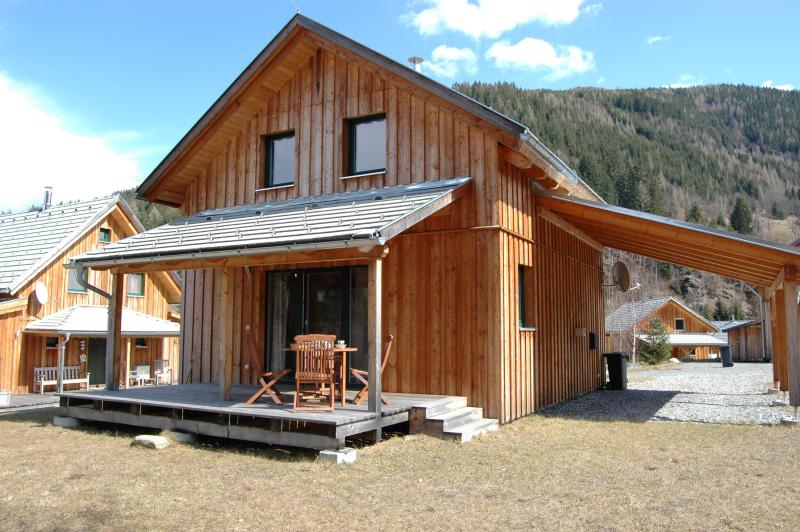 Almdorf am kreischberg 274766,Casa de vacaciones grande en Stadl an der Mur, Steiermark, Austria  con piscina privada para 6 personas...