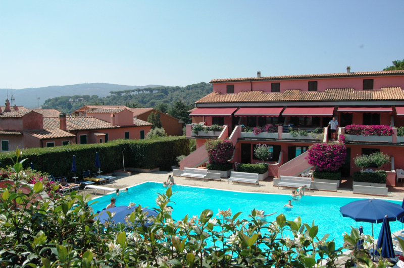 Brezza di mare 276356,Apartamento grande en Porto Azzurro, en Toscana, Italia para 6 personas...