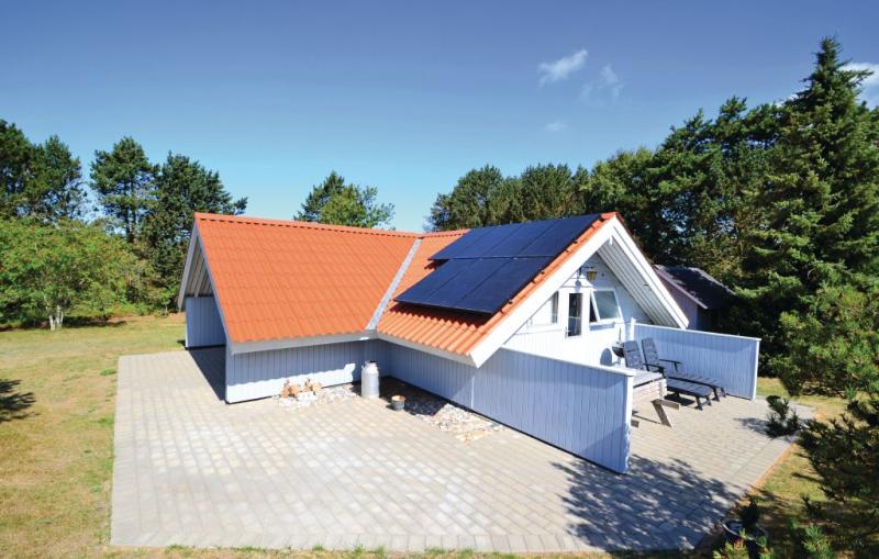 Eja 112584,Casa en Ringkøbing, Holmsland Klit (Noord)-Søndervig, Dinamarca para 5 personas...