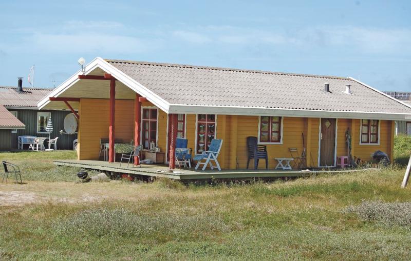 Hoejris hus 112660,Casa en Ringkøbing, Holmsland Klit (Noord)-Søndervig, Dinamarca para 4 personas...