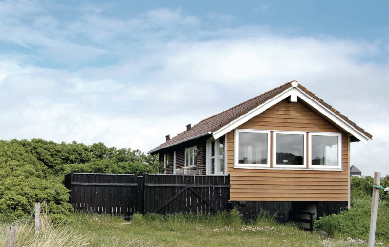 Toms hytte 112707,Casa en Ringkøbing, Holmsland Klit (Noord)-Søndervig, Dinamarca para 4 personas...