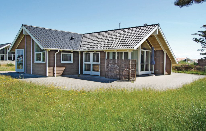 112917,Casa en Harboøre, Fjand-Vrist-Vejlby Klit, Dinamarca para 8 personas...