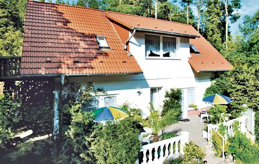 112995,Apartamento en Liepe, Brandenburg, Alemania para 2 personas...