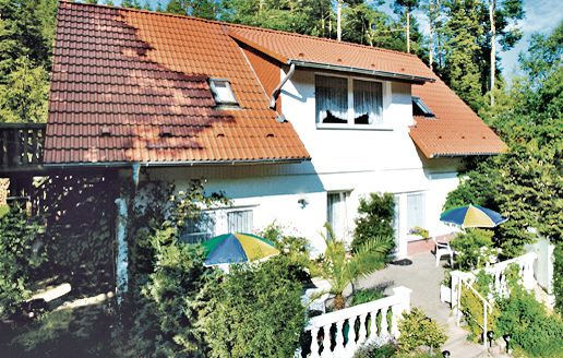 112996,Apartment in Liepe, Brandenburg, Germany for 3 persons...