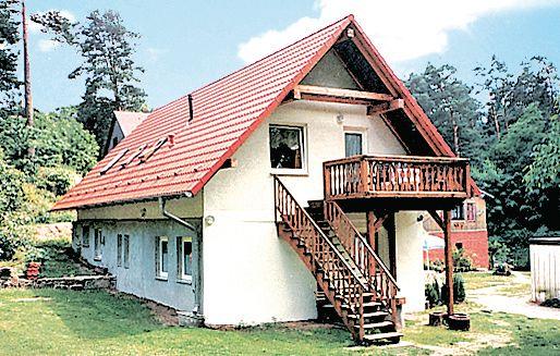 112997,Apartamento en Liepe, Brandenburg, Alemania para 4 personas...