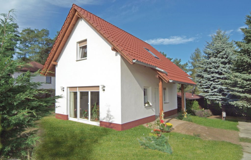 113061,Casa en Angermünde-herzsprung, Brandenburg, Alemania para 6 personas...