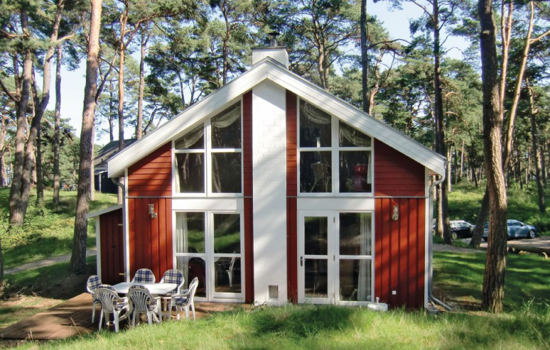 Strandpark ostseebad baabe 113191,Casa en Baabe, Rügen, Alemania para 6 personas...