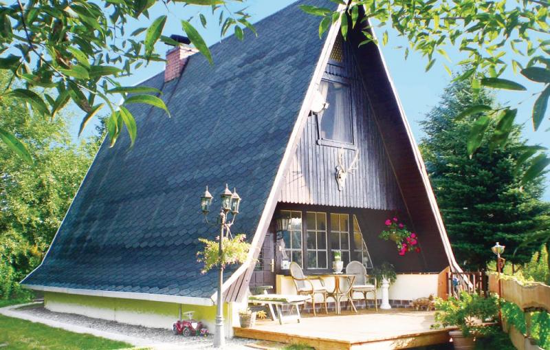 113361,Casa en Probst-Jesar, Mecklenburgische Seenplatte, Alemania para 4 personas...