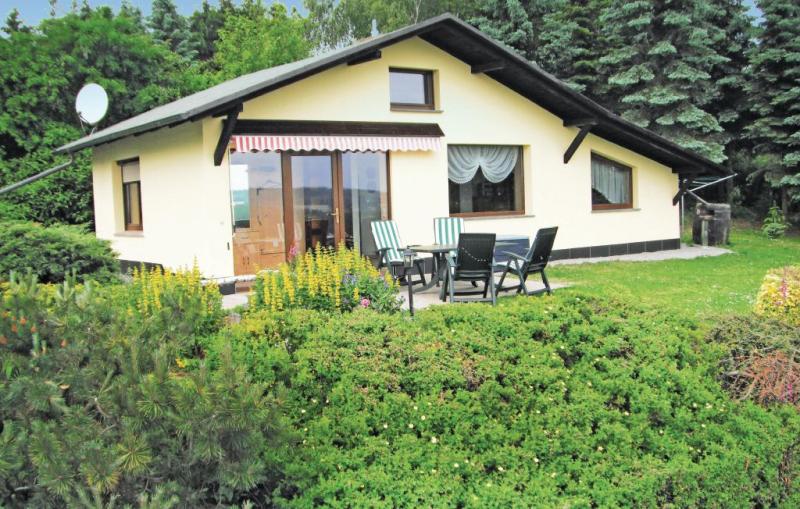 113433,Casa en Mehltheuer, Vogtland-Ertsgebergte, Alemania para 4 personas...