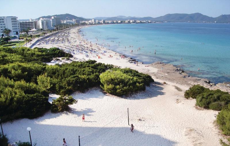 114438,Appartement in Cala Millor, op Mallorca, Spanje  met privé zwembad voor 5 personen...