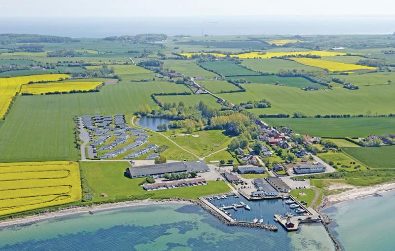 Dagelkke feriecenter 116303,Vivienda de vacaciones en Tranekær, Funen, Dinamarca para 6 personas...