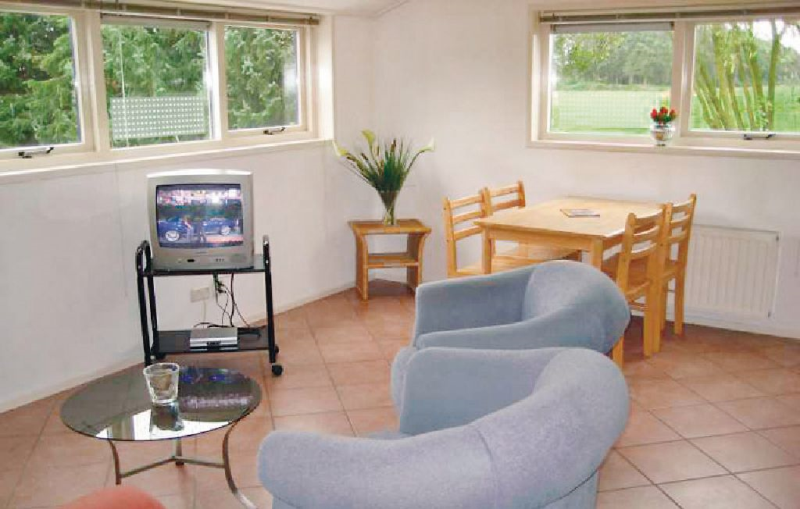 Garoedha 116499,Апартамент   с общим бассейном на 2 человекa в Blesdijke, Friesland, в Голландии...