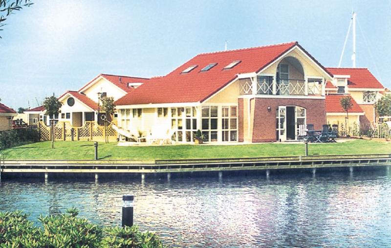 It soal waterparkwaterlelie 116502,Vivienda de vacaciones en Workum, Friesland, Holanda para 6 personas...