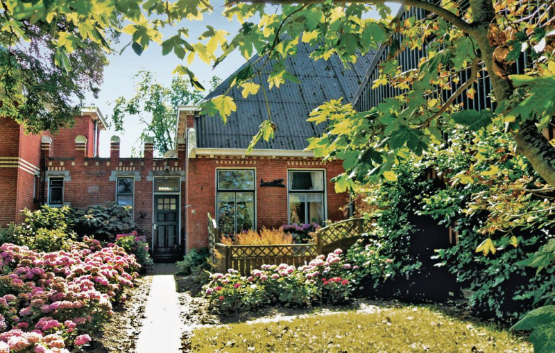 116541,Апартамент  на 3 человекa в Saaxumhuizen, Groningen, в Голландии...