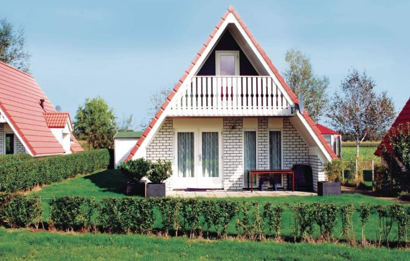 Bungalow 189 116581,Vivienda de vacaciones en Den Oever, Noord-Holland, Holanda para 4 personas...