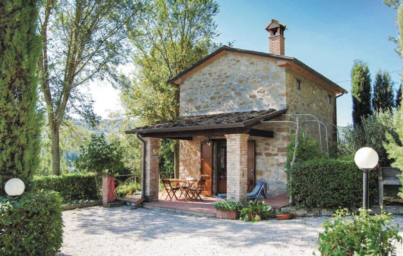 116772,Casa  con piscina comunitaria en Monterchi Ar, en Toscana, Italia para 4 personas...