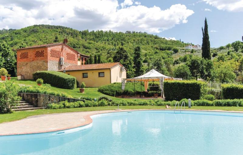 Il marinocchio di malatesti 116781,Vivienda de vacaciones en Arezzo, en Toscana, Italia  con piscina privada para 4 personas...