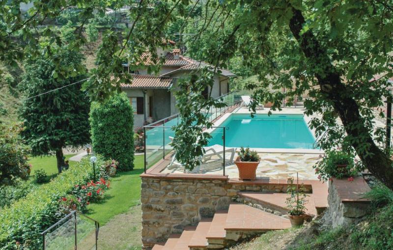 Villa silvana 116796,Casa en Ortignano Ar, en Toscana, Italia  con piscina privada para 7 personas...