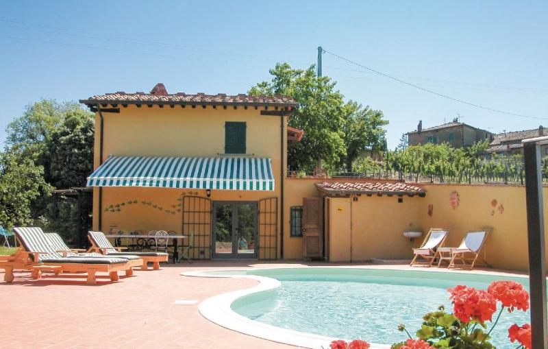 116853,Casa  con piscina comunitaria en Monte San Savino Ar, en Toscana, Italia para 4 personas...