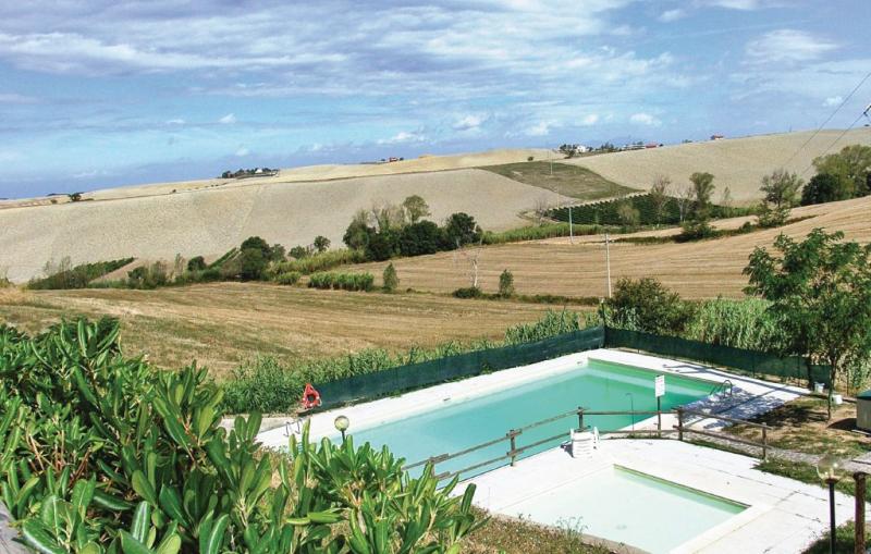 117160,Ferienwohnung  mit privatem Pool in Pieve Di Santa Luce Pi, in der Toskana, Italien für 4 Personen...