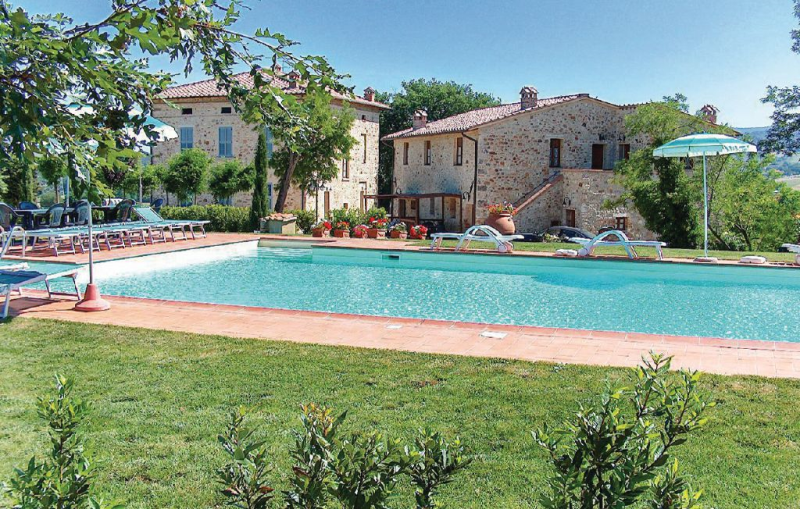 Tulipano 117248,Apartamento en Casole D'elsa Si, en Toscana, Italia  con piscina comunitaria para 4 personas...