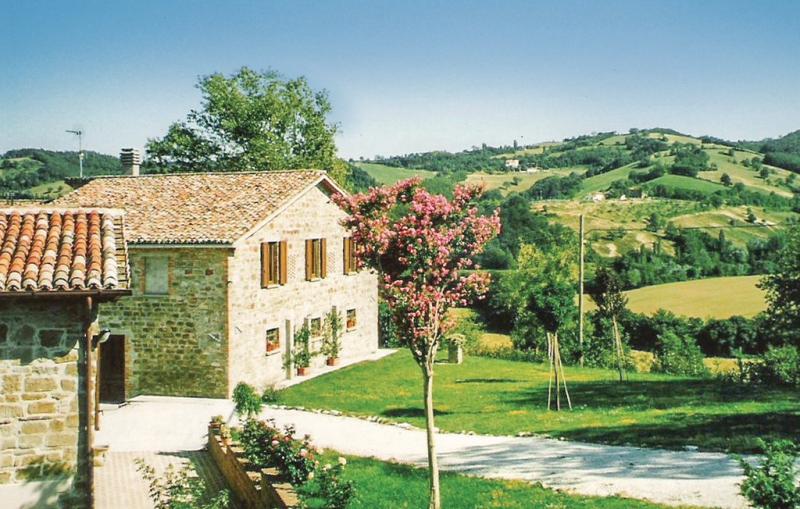 Ginestre 2 117294,Apartamento  con piscina privada en San Cipriano-Gubbio Pg, Umbria, Italia para 4 personas...
