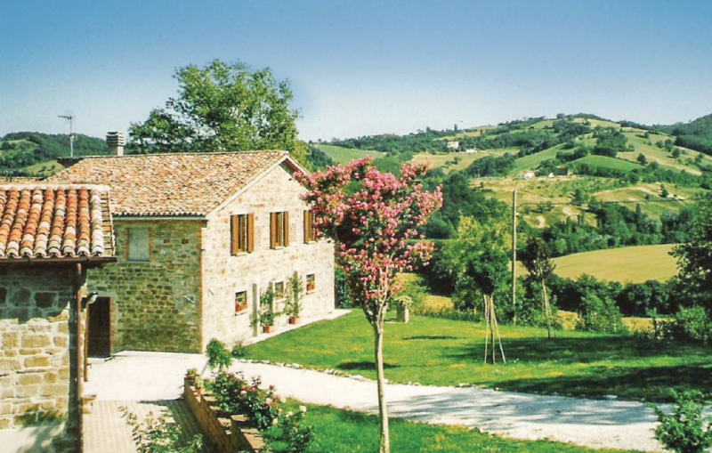 Ulivi 2 117297,Apartamento en San Cipriano-Gubbio Pg, Umbria, Italia  con piscina privada para 4 personas...