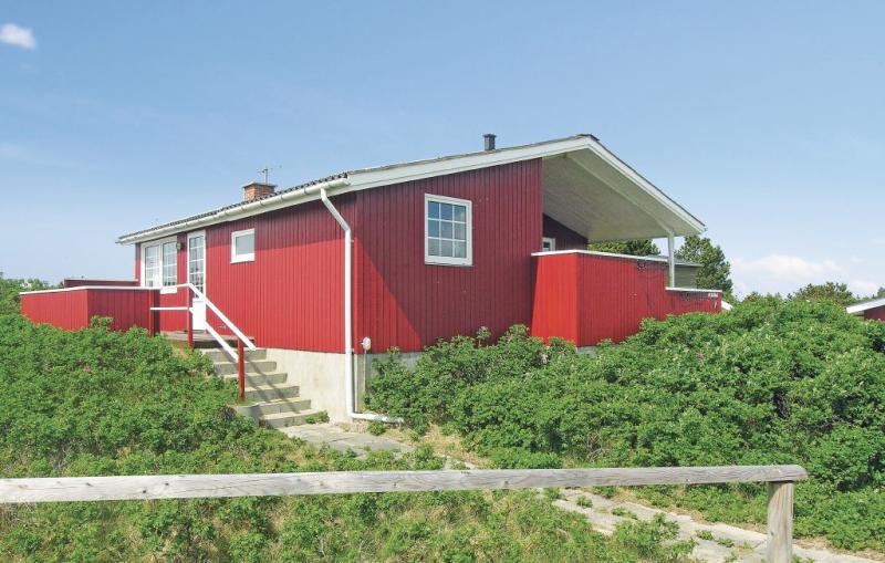 Hega 118435,Casa en Fanø, Fanø, Dinamarca para 6 personas...
