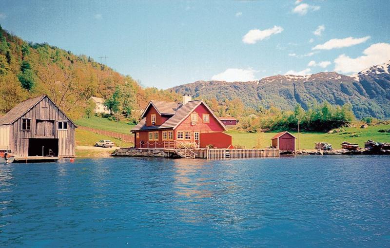 118976,Vivienda de vacaciones en Åkra, Hordaland, Noruega para 7 personas...