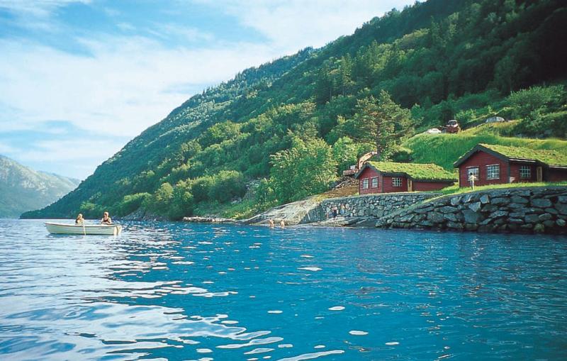 119098,Casa en Utne, Hordaland, Noruega para 4 personas...