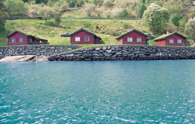 119099,Casa en Utne, Hordaland, Noruega para 4 personas...