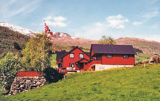 119218, Apartment in Vossestrand, Hordaland, Norway for 5 persons...