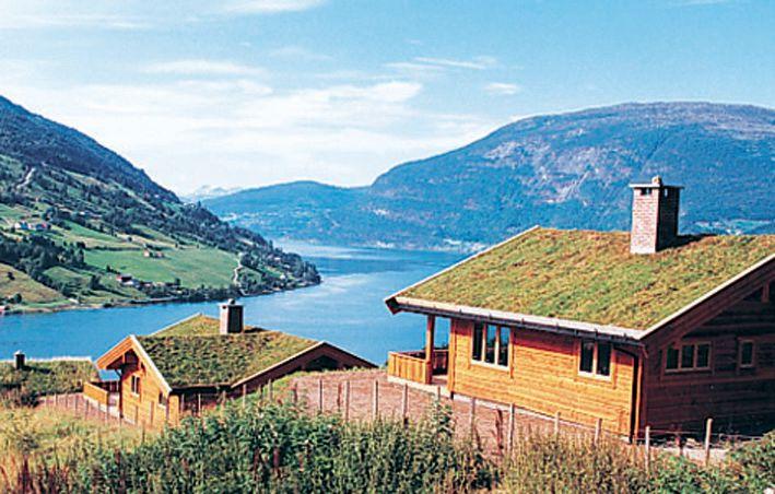 119491,Casa en Olden, Sogn-Fjordane, Noruega para 4 personas...