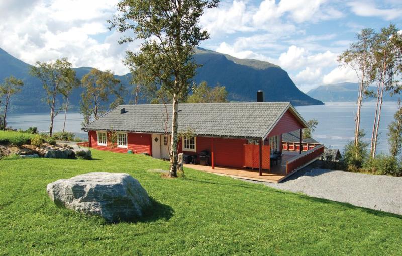 119611,Casa en Hundeidvik, Møre-Romsdal, Noruega para 8 personas...