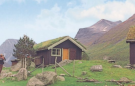 119625, House in Innfjorden, Møre-Romsdal, Norway for 4 persons...