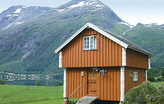 119651,Casa en Eresfjord, Møre-Romsdal, Noruega para 4 personas...
