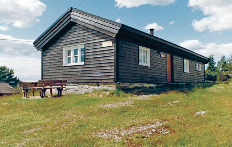 Haugsetra 119787,Casa en Kvam, Gudbrandsdalen, Noruega para 9 personas...