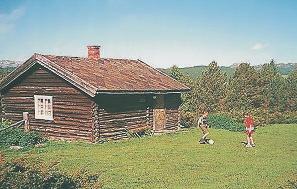 119791,Casa en Kvam, Gudbrandsdalen, Noruega para 4 personas...