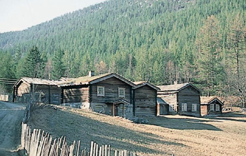 Rusten nedre 119805,Casa en Vågå, Gudbrandsdalen, Noruega para 4 personas...