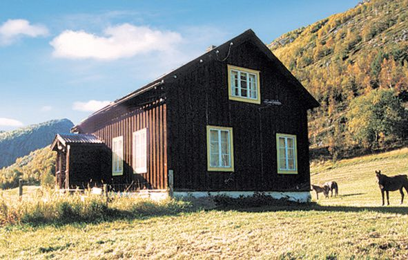 Storygard 119806,Casa en Bøverdalen, Gudbrandsdalen, Noruega para 9 personas...