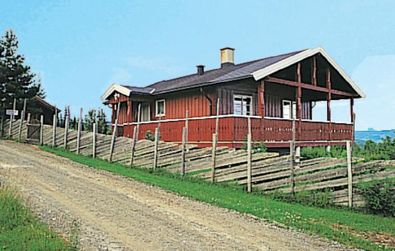 119880,Casa en Svingvoll, Gudbrandsdalen, Noruega para 4 personas...