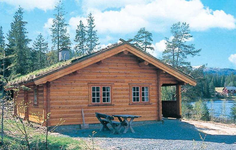 Sundflathytta 1110126,Casa en Edland, Telemark-Indre Agder, Noruega para 6 personas...