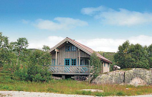 1110146,Casa en Vinje, Telemark-Indre Agder, Noruega para 8 personas...