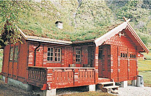 1110208,Casa en Rauland, Telemark-Indre Agder, Noruega para 7 personas...