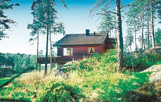 1110443,Casa en Hærland, Oslo and surroundings, Noruega para 8 personas...