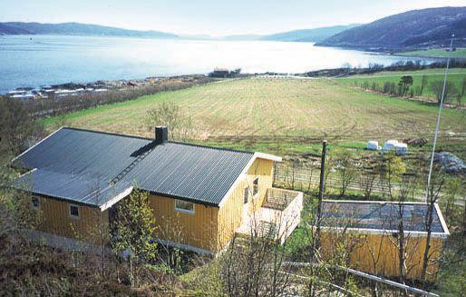 Heimly 1110499,Casa en Agdenes, Central Norway, Noruega para 6 personas...