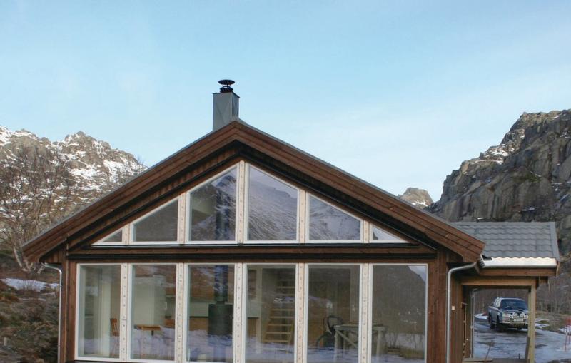 1110526,Casa en Bøstad, North Norway, Noruega para 6 personas...